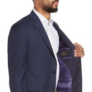 TED BAKER LONDON Slim Fit Wool Blazer